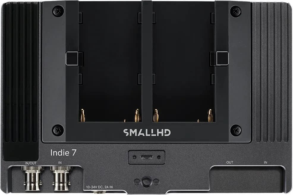 SmallHD Indie 7 Rear