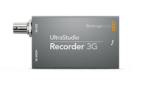 UltraStudio Recorder 3G Top