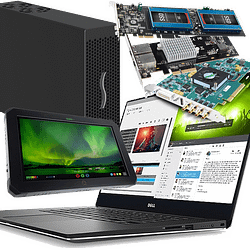 Mobile Workstation 4K RAW Production System (Hardware Only)