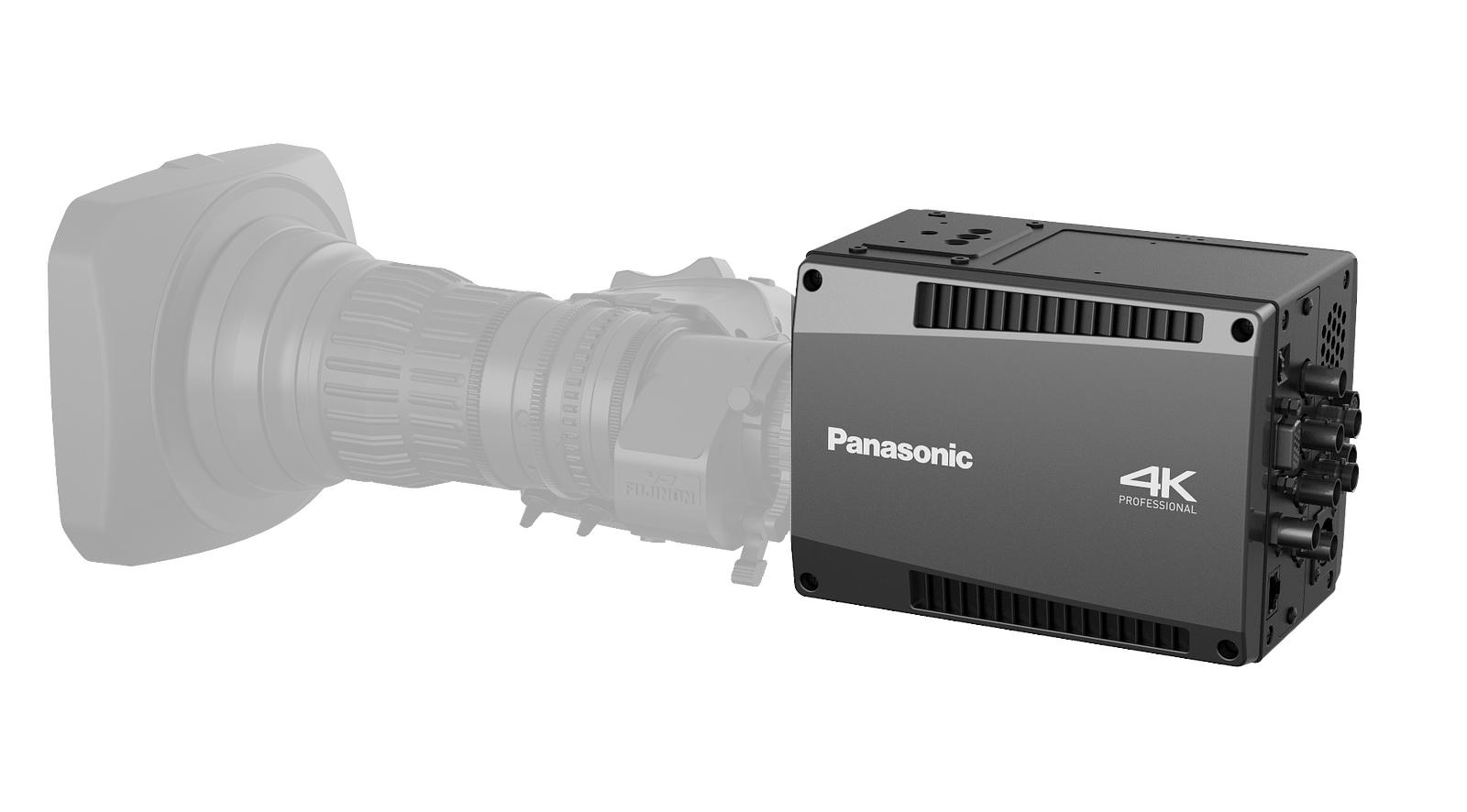 Panasonic AK-UB300 Rear Angle