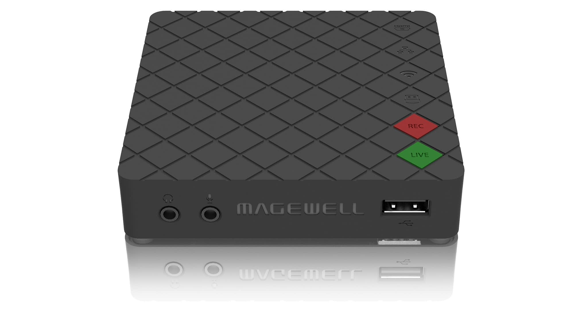 Magewell Ultra Stream HDMI Front View