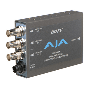 AJA Video HD10AVA