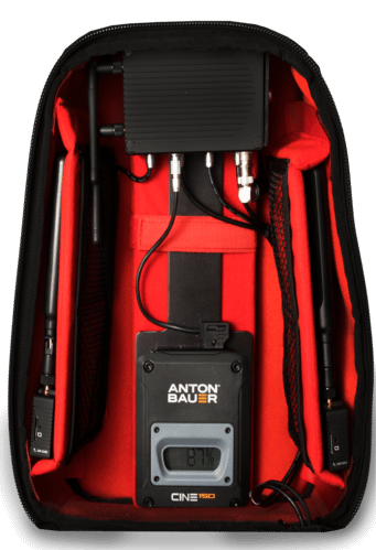 Bond Backpack Main Compartment