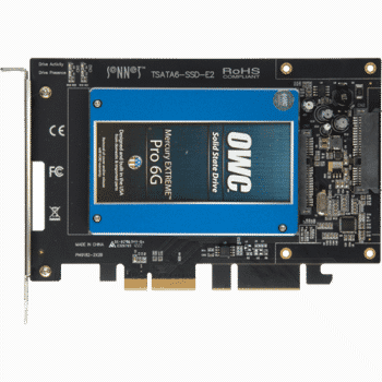 Sonnet Technologies Tempo SSD with Drive
