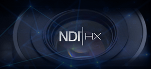 NewTek NDI|HX Upgrade for Lumens Cameras