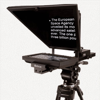 Autocue SSP08 8in Teleprompter Package