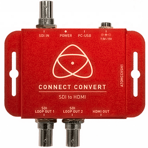 Atomos Connect Convert SDI to HDMI (ATOMCCVSH1)