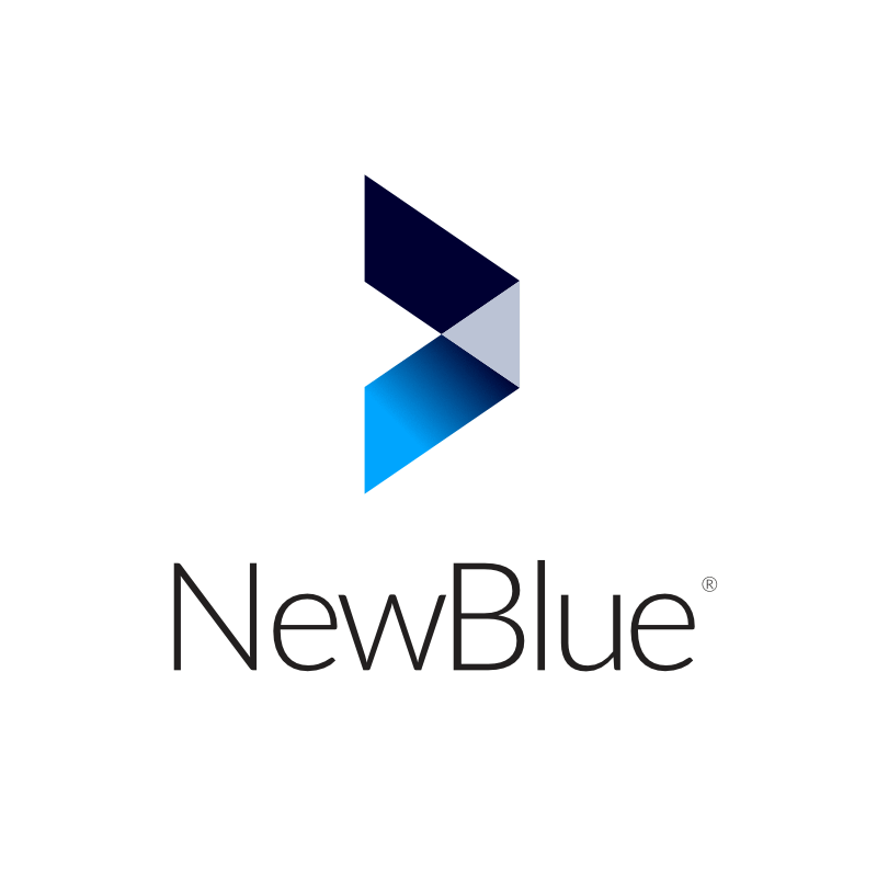NewBlue Logo Square