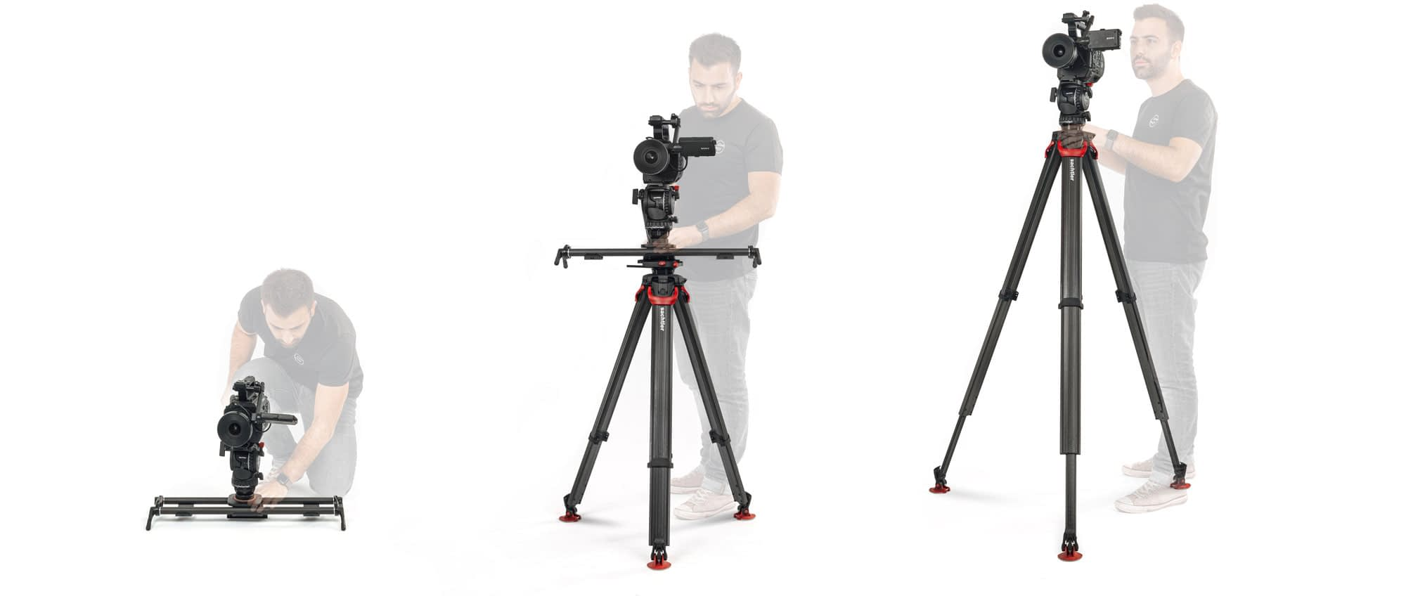 Sachtler Aktiv SpeedSwap Accessories