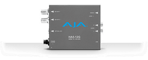 AJA HA5-12G and HA5-12G-T
