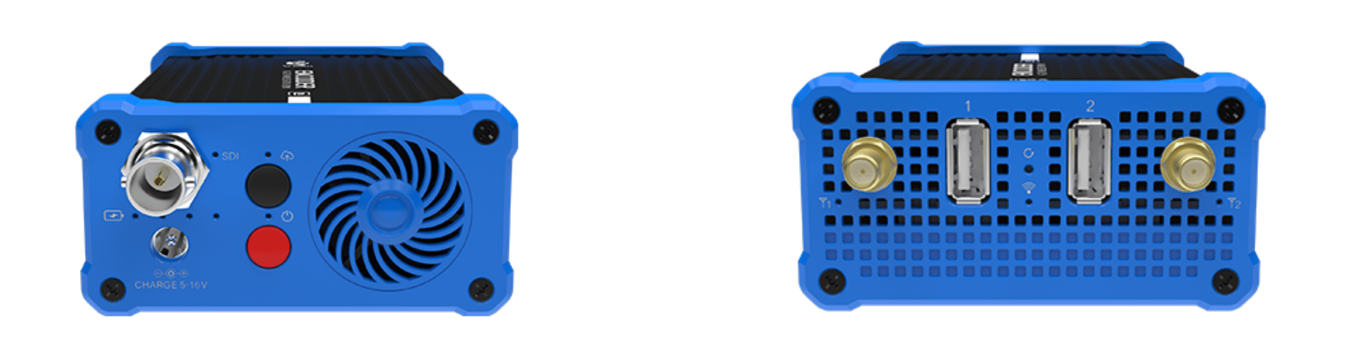 Kiloview P1 Front and Back