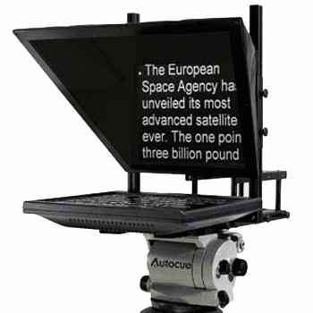 Autocue SSP17 17in Teleprompter Package
