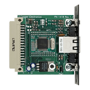JLCooper Ethernet Interface Card