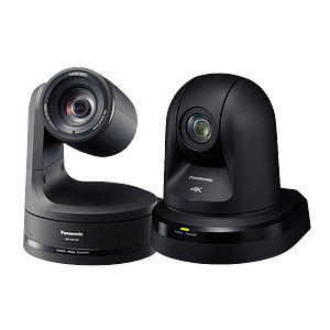 Panasonic Integrated PTZ Cameras