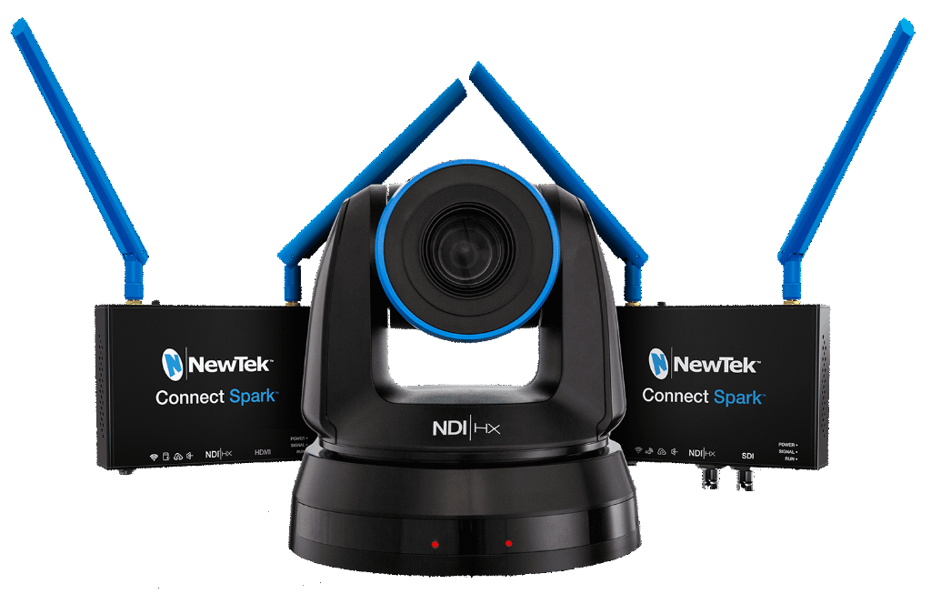NewTek and NDI live production solutions