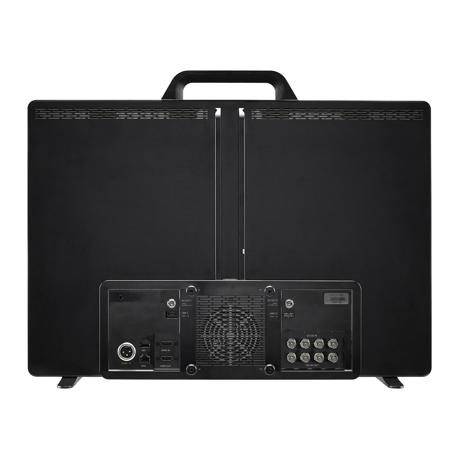 SmallHD OLED 22 - Connections