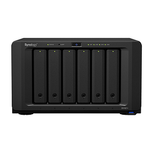 Synology DS1621 Plus Front