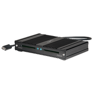 Sonnet SF3 Series CFast 2.0 Pro Reader with Thunderbolt 3