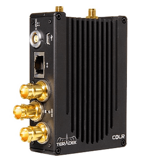 COLR Duo 3D Lut 33pt Dual SDI with WiFi