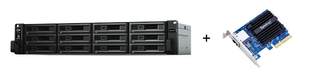 Synology Server and 10GBASE-T